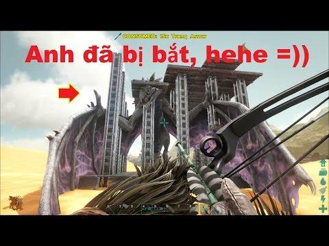 ARK: Scorched Earth #20 - Làm bẫy bắt Rồng Wyvern, lấy sữa nuôi con =)) - Thời lượng: 1:00:29.
