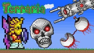 Terraria Xbox - Boss Hunting [156] by Stampy