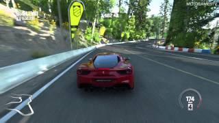 DriveClub - Ferrari 488 GTB Gameplay