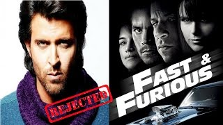 Nonton 10 Superhit Movies Rejected by Hrithik Roshan Even Fast and Furious but WHY!!! Film Subtitle Indonesia Streaming Movie Download