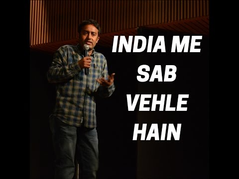 Vehle Indians-Stand Up Comedy by Amar