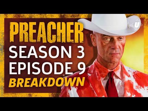 """Preacher Season 3 Episode 9 """"Schwanzkopf"""" Breakdown!"""
