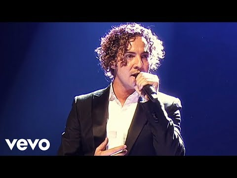 la letra de la cancion de david bisbal: