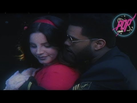 REACTION: Lana Del Rey - Lust For LIfe Ft. The Weeknd