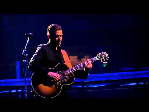 Justin Timberlake – Human Nature & What Goes Around ( 20/20 Experience Tour 12-19-13 Orlando )