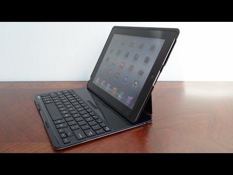 The Belkin Ultimate Keyboard Case for iPad (2013 Video)