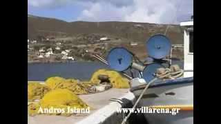 Andros Greece  city pictures gallery : The Amazing Island of Andros, Greece