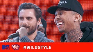 Video Wild 'N Out | Tyga & Scott Disick Can't Escape the Kardashian Cracks | #Wildstyle MP3, 3GP, MP4, WEBM, AVI, FLV Januari 2018