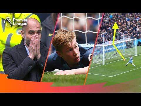 Shocking Misses | Crazy Open Goal Misses | Premier League Edition