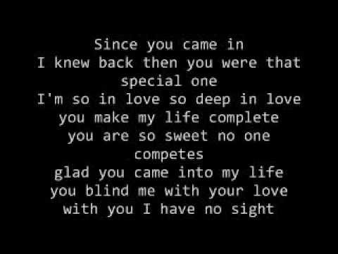 Differences Ginuwine lyrics