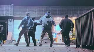 Jaygee with The Funkateers Band (Dongmin, Jaecheon, Hyunwoo) – 1 minute dance Short Boog Routine