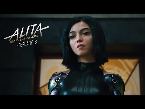 Alita: Battle Angel - Movie Clip Clip Latest