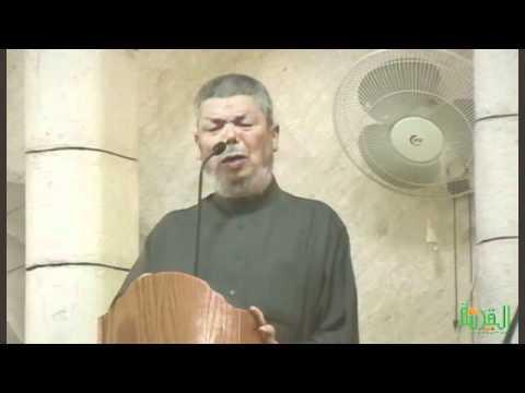 خطبة الجمعة لفضيلة الشيخ عبد الله 25/5/2012