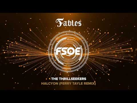 The Thrillseekers - Halcyon (Ferry Tayle Remix) видео