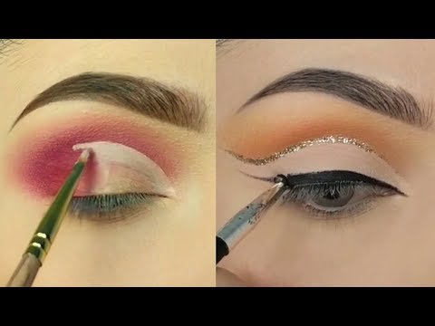 Hermosos Maquillajes Para Ojos Tutorial | New Makeup For Eyes Compilation April 2018