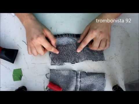 come rendere qualsiesi stoffa impermeabile incerandola