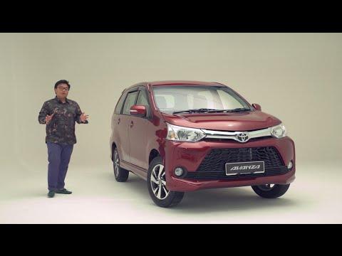 2015 Toyota Avanza Facelift Malaysia Walk-Around Tour