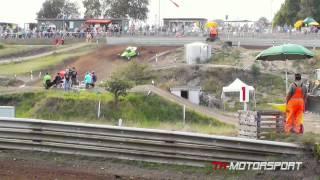 Autocross Mölln September 2014 Klasse 7 / 2.Vorlauf