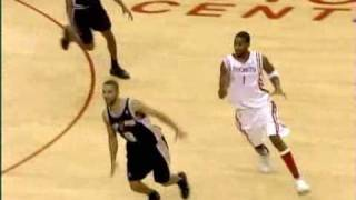 Tracy McGrady: 13 points in 33 seconds