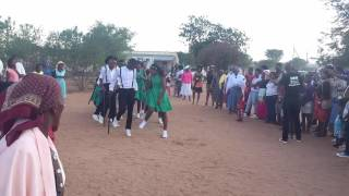 Mahalapye Botswana  City new picture : Botswana Wedding Dance: Mahalapye [HD] Best - part 2