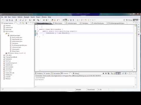 Java Tutorial 51 – Polymorphie