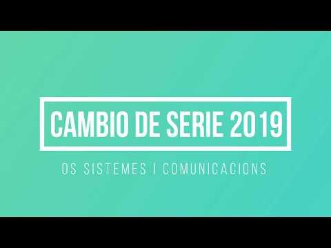 CAMBIO DE SERIE