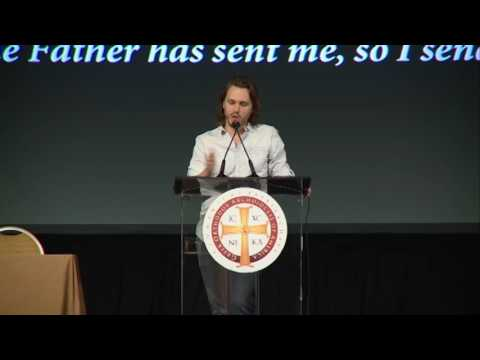 Clergy-Laity 2016: Jonathan Jackson: The Mystery of Art - Becoming An Artist in the Image of God