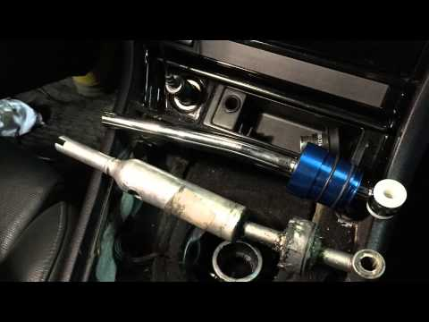 Short shifter bmw e46