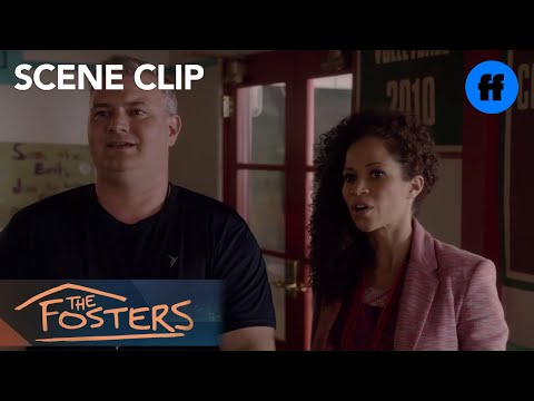 The Fosters 2.01 Clip 'Dance Team'