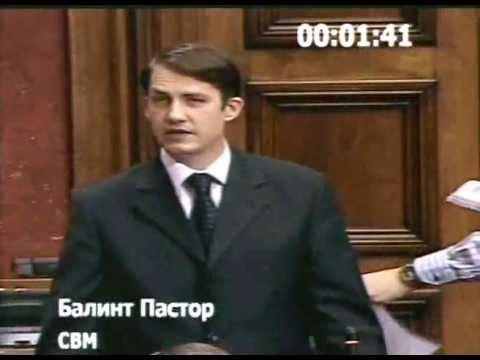 Parlamenti felszólalás - A 2013. évi költségvetésről (vita Dinkićtyel)-cover