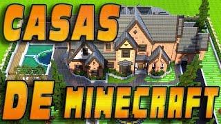 Bienvenidos a Casas de Minecraft! Una nueva serie de videos en los que visitaremos lujosas casas y construcciones de Minecraft.Empezamos con un mapa muy bonito que alberga una lujosa  mansión de 2 plantas, muy grande y basada en un modelo real. A esta casa no le falta nada: jardín, piscina, circuito de carreras, helipuerto... ¿Qué más se puede pedir?Enlace de descarga del mapa: http://www.planetminecraft.com/project/traditional-mansion-3168977/Pack de texturas Flows HD: http://www.planetminecraft.com/texture_pack/flows-hd-3507738/