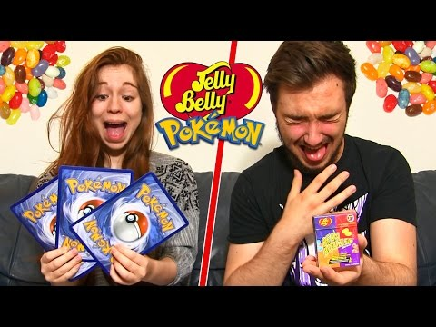 Video JELLY BELLY CHALLENGE POKEMON !! Vomit, œuf pourri et chaussette puante ! download in MP3, 3GP, MP4, WEBM, AVI, FLV January 2017