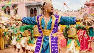 Will Smith sings Prince Ali Scene - ALADDIN (2019) Movie Clip