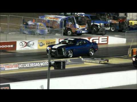 Dodge Challenger vs. Ford Mustang