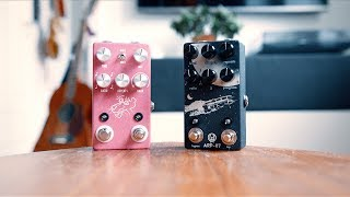 JHS Pedals Pink Panther VS Walrus Audio ARP-87!Guitar: Fano PX6Amp: Tone King 20th Anniversary ImperialCables: Toaster Cables - http://www.toastercables.com/Patch cables: Mulder Audio - http://www.mulderaudio.com/Contact: livingroomgear@gmail.comhttps://www.patreon.com/livingroomgeardemoshttps://www.facebook.com/livingroomgearhttps://twitter.com/livingroomgearhttp://instagram.com/livingroomgeardemoshttp://ask.fm/livingroomgearhttp://livingroomgeardemos.tumblr.com