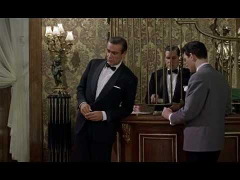 Old fashion James Bond movie
