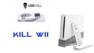 Usb Kill 2.0 VS Wii