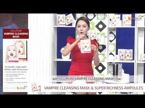 Cellpium Vampire Cleansing Mask