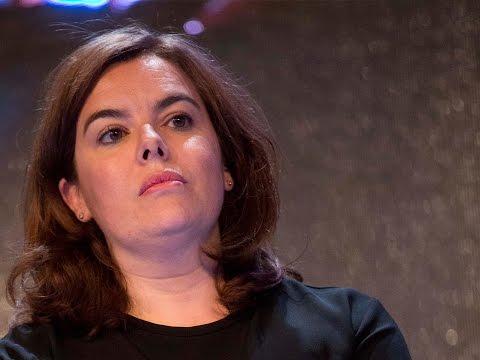 Soraya Sáenz de Santamaría - ¿Vigencia de la Constitución?