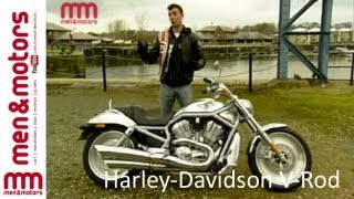 5. Harley-Davidson V-Rod Review (2003)