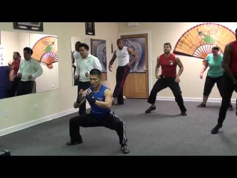 Total Body Training for Zen Martial Arts #1 of 2: Cardio, Strength, & Flexibility