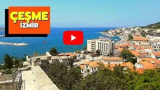 Cesme Turkey  city photo : Çeşme Beach - İZMİR TURKEY