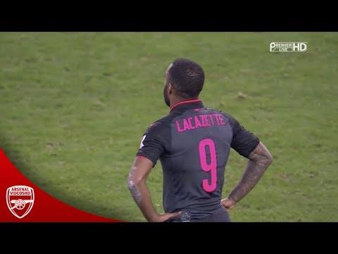 Alexandre Lacazette vs Sydney (Debut) 1080p HD
