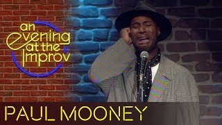Paul Mooney - An Evening at the Improv