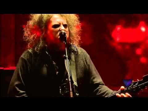The Cure - Burn (Live Voodoo Festival 2013)