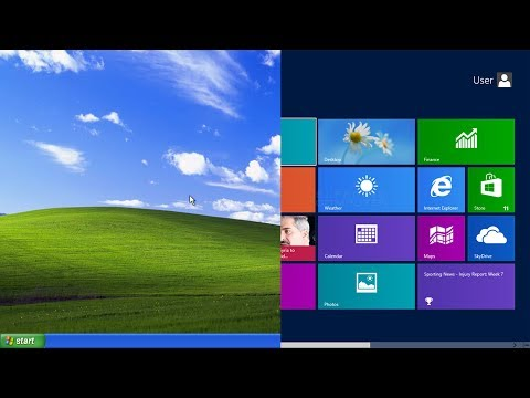 Upgrade Windows XP To Windows 8 [Tutorial]