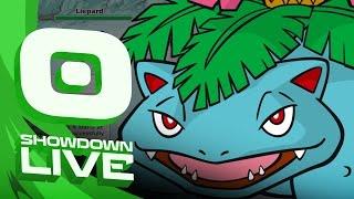 Dugtrio Suspect Laddering #2 - Pokemon OR/AS! RU Showdown Live w/ PokeaimMD by PokeaimMD