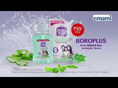 BoroPlus 3-in-1 Smart Hand Wash TVC starring Ayushmann Khurrana (Hindi)