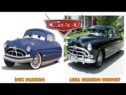 Cars Characters in Real Life