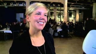 Julia Ziener gewinnt Messe Impuls Preis